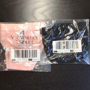 2 pack Victoria's Secret Cutout Cheeky Panty